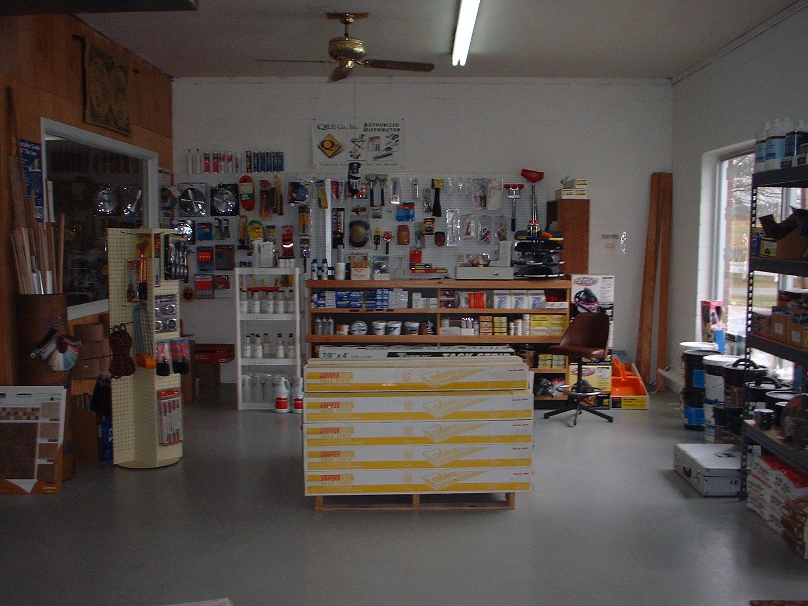 Burkes Floorcovering Installation